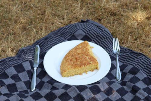 Pasta Frittata voor de picknick