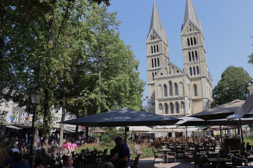 De must voor elke sightseeing in Roermond: de Munsterkerk